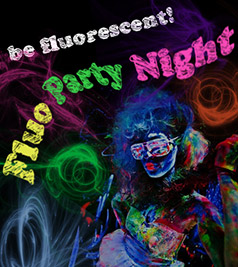 Fluo Party Night
