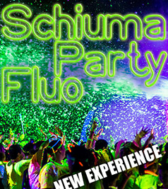 Schiuma Party Fluo